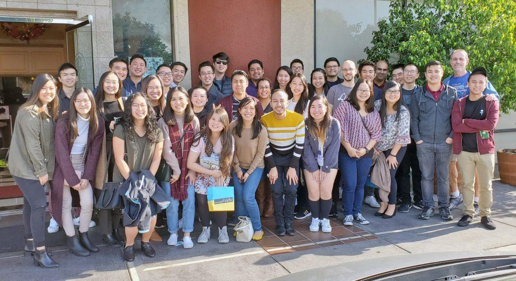 Alumni Reunion Jan 4, 2020
