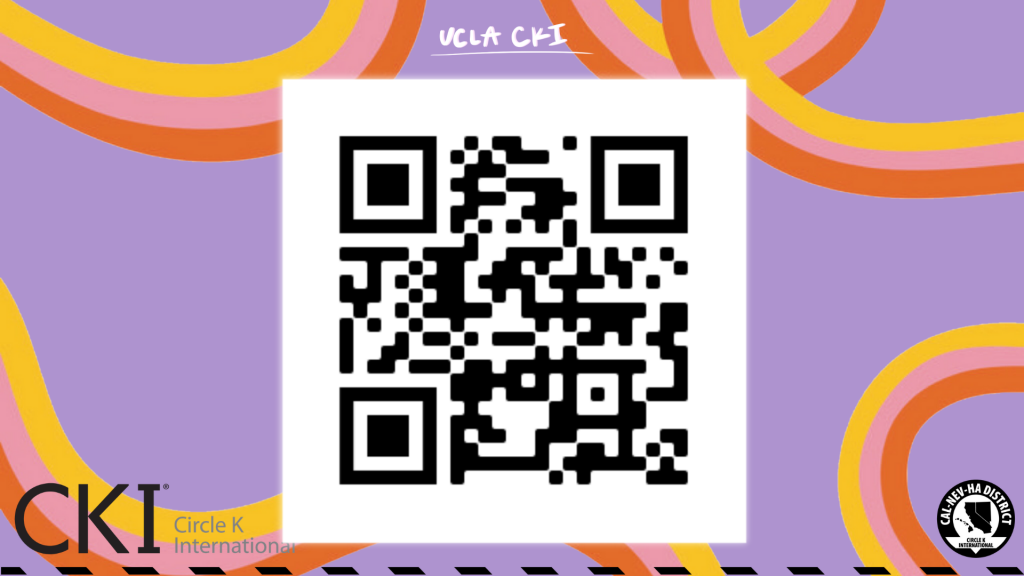 Join our Discord QR code